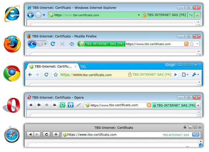 Technical Information About Globalsigns Ssl Digital Certificates
